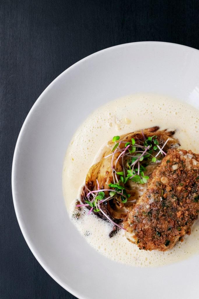 Ravintola Kuurnan herkulliset ruoka-annokset.